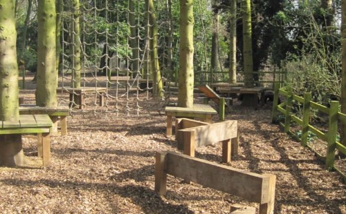 Low Ropes