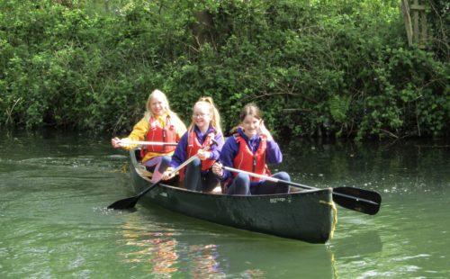 Canoe Safari